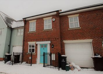 Thumbnail 2 bed terraced house to rent in Elmstead Road, Essex
