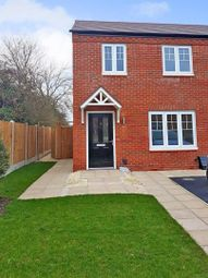 Thumbnail 3 bed end terrace house for sale in Royal Park, The Long Shoot, Nuneaton