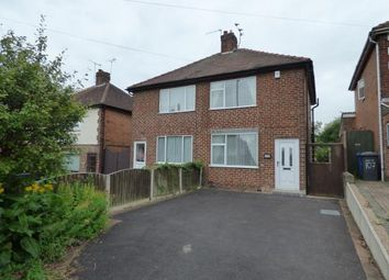Thumbnail 2 bed semi-detached house for sale in Chaddesden Park Road, Derby, Derbyshire