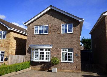 Thumbnail 4 bed detached house for sale in Oakfield Avenue, Chepstow