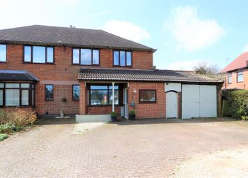 Thumbnail 3 bedroom semi-detached house for sale in Burton Road, Ashby-De-La-Zouch