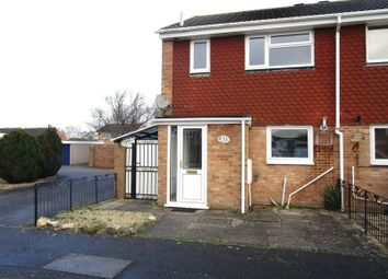 Thumbnail 3 bed end terrace house to rent in Charlton Close, Bournemouth