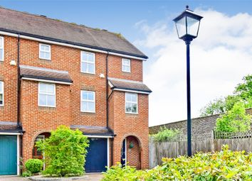 Thumbnail 3 bed end terrace house for sale in Leacroft, East Grinstead, West Sussex