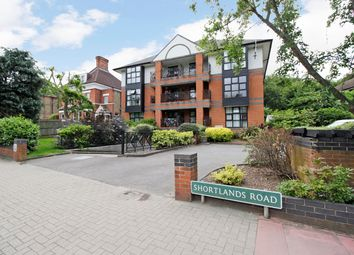 Thumbnail 2 bedroom flat for sale in Shortlands Road, Bromley