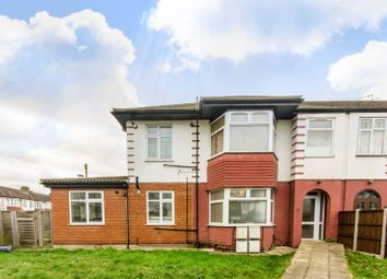 Thumbnail 2 bed flat for sale in Farm Road, Enfield