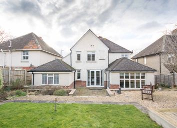 Thumbnail 4 bed detached house for sale in Castle Road, Salisbury