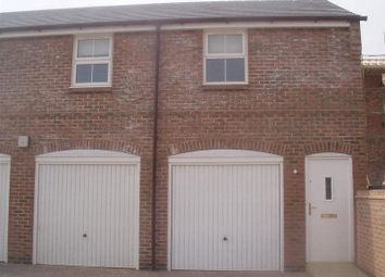 Thumbnail 1 bed flat to rent in Crowell Mews, Fairford Leys, Aylesbury