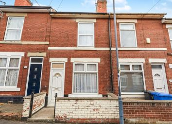 Thumbnail 1 bed terraced house to rent in Howe Street, Derby