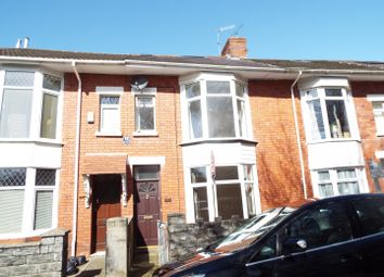 Thumbnail 3 bedroom terraced house for sale in 11 Parkview Terrace, Sketty, Swansea