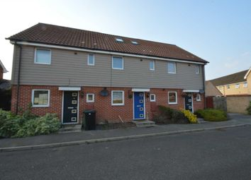 Thumbnail 3 bed town house for sale in Linnet Road, Queens Hill, Norwich