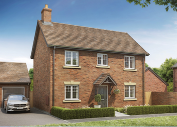 Thumbnail 1 bed detached house for sale in Newton Lane Newton, Rugby