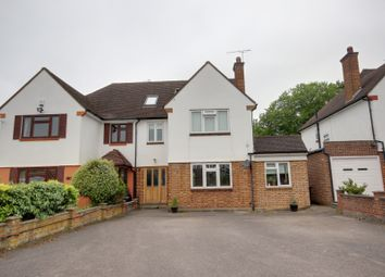 Thumbnail 4 bed semi-detached house for sale in Bush Hill, Winchmore Hill