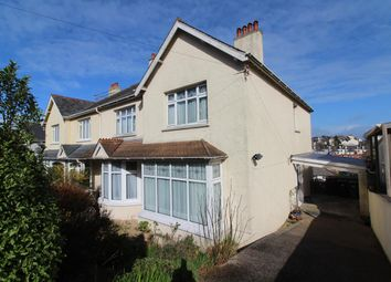 5 bed semi-detached house for sale in Compton Avenue, Mannamead, Plymouth PL3