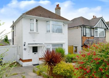 Thumbnail 3 bed detached house for sale in Parkstone, Poole, Dorset