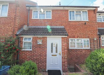 Thumbnail 3 bed terraced house to rent in Wolfe Road, Aldershot