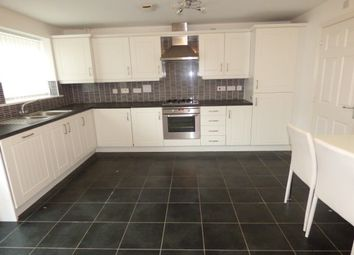 Thumbnail 4 bed end terrace house to rent in Lingwood Court, Thornaby, Stockton-On-Tees