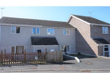 Thumbnail 2 bed terraced house for sale in Grove Park, Torpoint