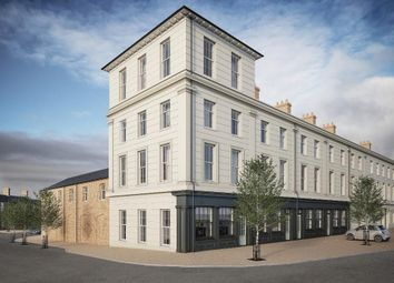 Thumbnail 2 bedroom flat for sale in Vickery Court, Poundbury, Dorchester