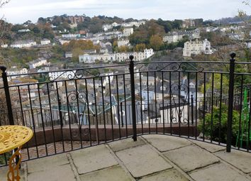 Thumbnail 1 bedroom flat to rent in St. Lukes Road North, Torquay