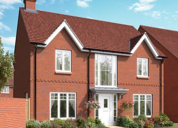 "Thumbnail 4 bed detached house for sale in ""The Fulford"" at Boorley Green, Winchester Road, Botley, Southampton, Botley"