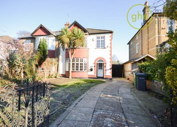 Thumbnail 4 bed semi-detached house to rent in Leyland Road, London
