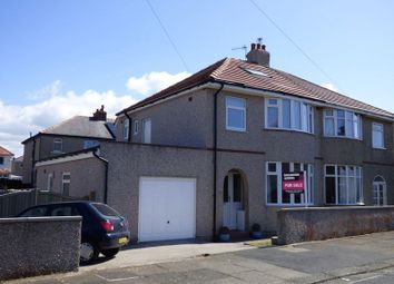 Thumbnail 3 bed semi-detached house for sale in South Avenue, Morecambe