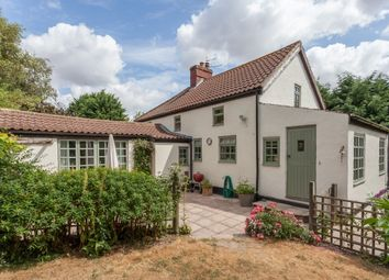 Thumbnail 4 bed detached house for sale in Hindolveston Road, Foulsham, Dereham