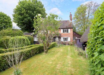 Thumbnail 3 bed semi-detached house for sale in Park View Cottages, Gosport Road, Chawton, Alton
