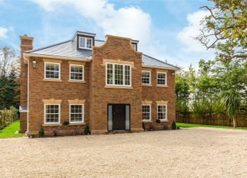 Thumbnail 5 bedroom detached house for sale in Langtons, Templewood Lane, Farnham Common, Buckinghamshire