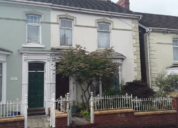 3 bed semi-detached house to rent in St. Teilo Street, Pontarddulais, Swansea SA4
