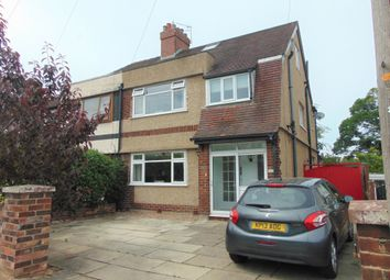Thumbnail 4 bed semi-detached house to rent in Linkside, Higher Bebington, Wirral, Merseyside