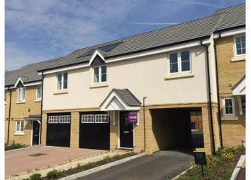 Thumbnail 2 bed maisonette for sale in Brookwood Farm Drive, Woking