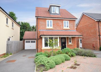 Thumbnail 4 bed detached house for sale in Runnymede Gardens, Trowbridge, Wiltshire