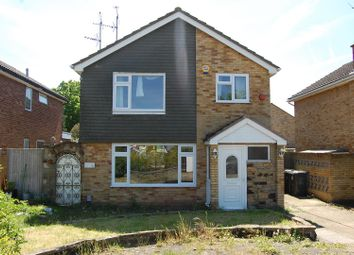 Thumbnail 4 bed detached house to rent in Turnpike Drive, Warden Hills, Luton