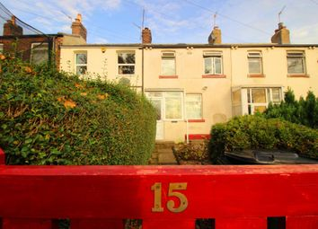Thumbnail 3 bedroom terraced house to rent in Playground, New Farnley, Leeds