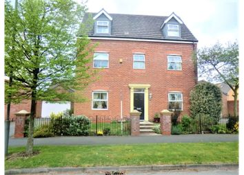 Thumbnail 4 bed detached house for sale in Lowestoft Drive, Liverpool
