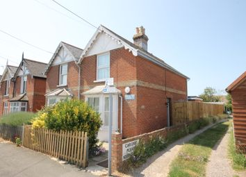 Thumbnail 2 bed end terrace house for sale in Station Road, Yarmouth