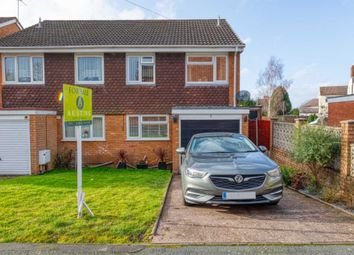 Thumbnail 3 bed semi-detached house for sale in Victoria Road, Bradmore, Wolverhampton
