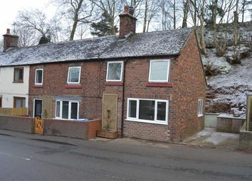 Thumbnail 3 bed terraced house for sale in Cheadle Road, Cheddleton, Leek