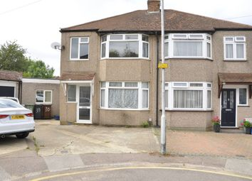 Thumbnail 4 bed semi-detached house to rent in Clive Close, Potters Bar