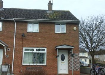 Thumbnail 2 bed end terrace house for sale in Stockton Road, Swindon