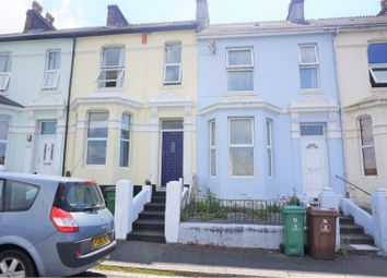 Thumbnail 3 bed terraced house to rent in Alvington Street, Plymouth