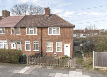 Thumbnail 2 bed end terrace house for sale in Castleton Road, London