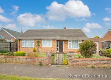 Thumbnail 3 bed detached bungalow for sale in Newarp Way, Caister-On-Sea, Great Yarmouth