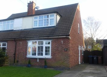 Thumbnail 3 bed semi-detached house for sale in Ambleside, Barwell, Leicester