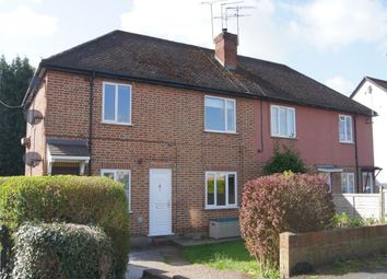Thumbnail 2 bed maisonette for sale in Vale Road, Camberley