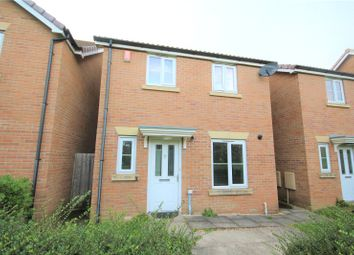 Thumbnail 3 bed detached house to rent in Wood Mead, Bristol
