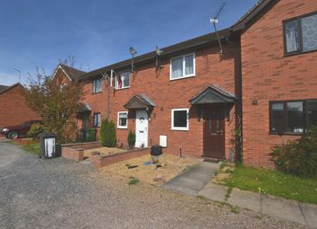 Thumbnail 2 bed terraced house for sale in Clive Gardens, Market Drayton