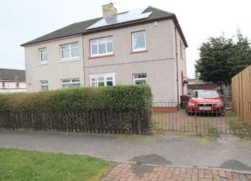 Thumbnail 4 bed semi-detached house for sale in The Bield, Wishaw