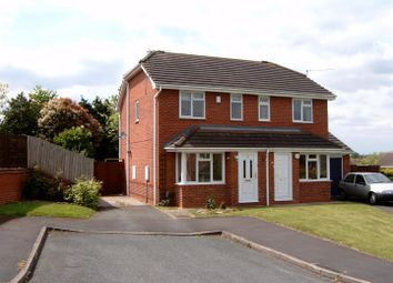 Thumbnail 2 bed detached house to rent in May Tree Hill, Droitwich Spa, Worcs.